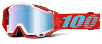 100% Racecraft Kepler Mirror Blue Lens мотоочки