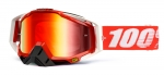 100% Racecraft Fire Red Mirror Red Lens мотоочки