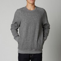 Fox Comebak Crew Fleece свитер, серый