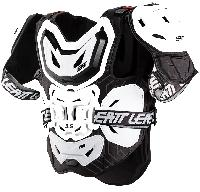 Leatt Chest Protector 5.5 Pro панцирь, белый
