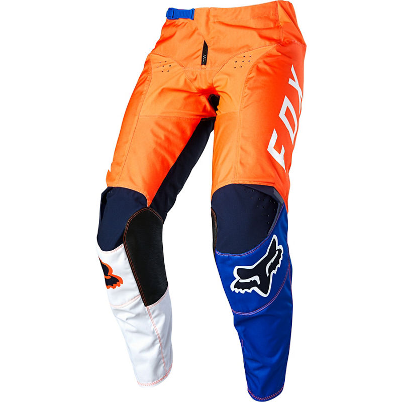 Fox Racing 180 Lovl SE Orange/Blue мотоштаны