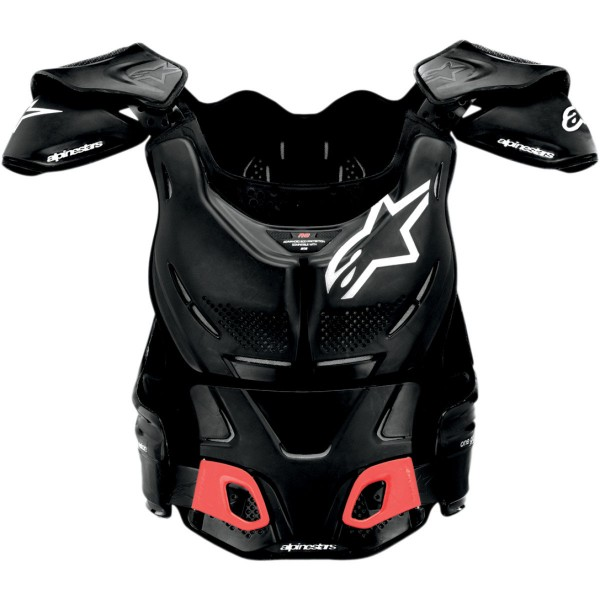Alpinestars A-8 Chest Protection Vest for BNS панцирь, черный