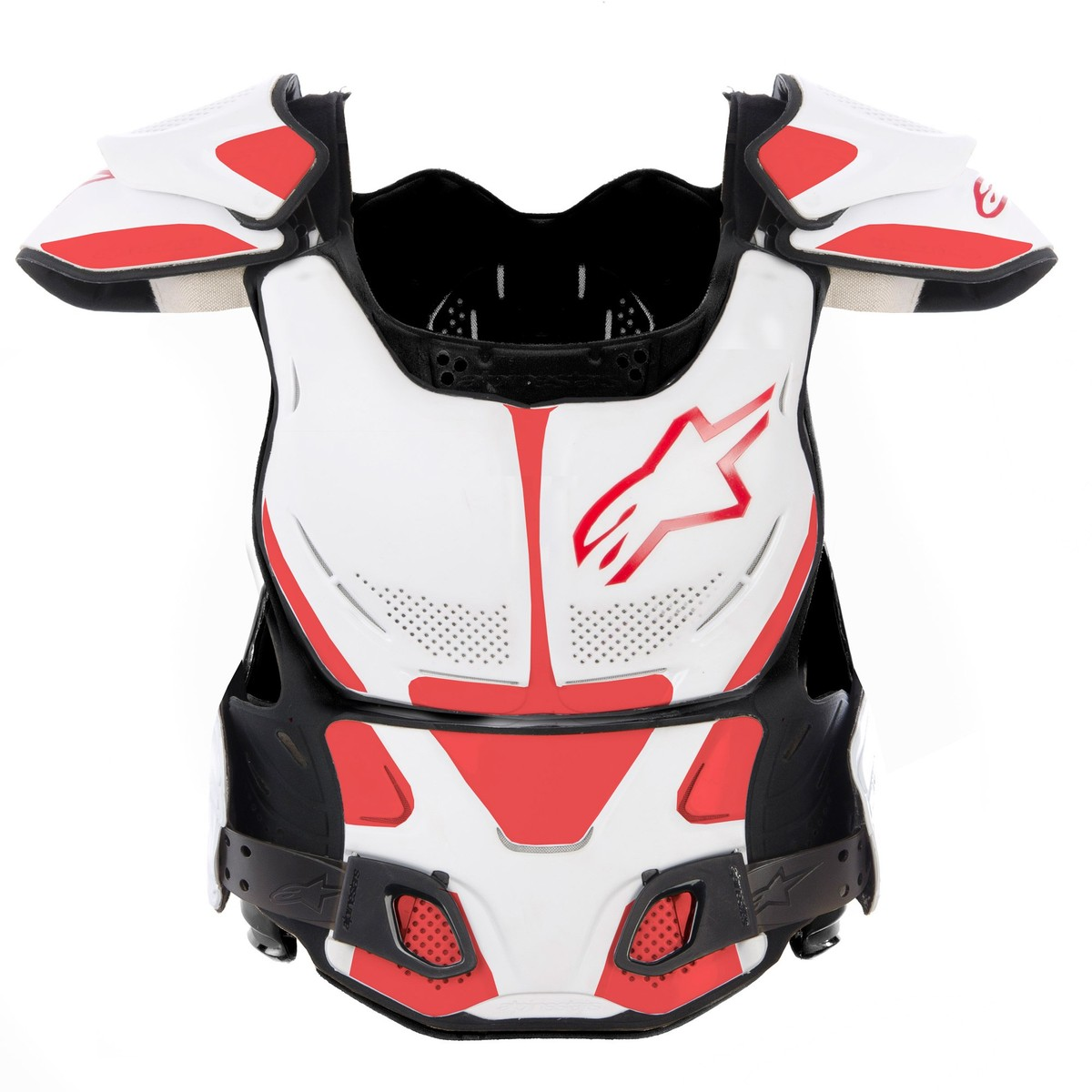 Alpinestars A-8 Chest Protection Vest for BNS панцирь, белый