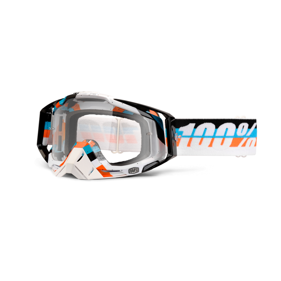 100% Racecraft Max Martini Clear Lens ��������, �����-����-����-���������, ���������� �����
